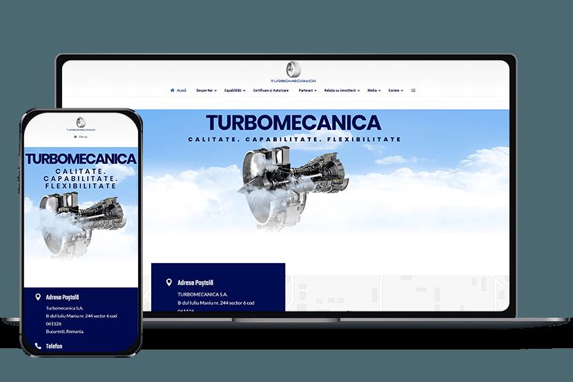 portofoliu turbomecanica